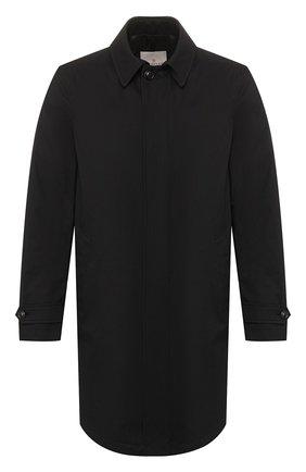 Мужской пуховое пальто kergolo MONCLER черного цвета, арт. F1-091-1C507-00-539MN | Фото 1