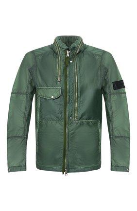 Мужская куртка STONE ISLAND SHADOW PROJECT зеленого цвета, арт. 721941005 | Фото 1