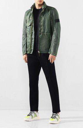 Мужская куртка STONE ISLAND SHADOW PROJECT зеленого цвета, арт. 721941005 | Фото 2