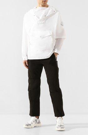 Мужская куртка 2 moncler 1952 MONCLER GENIUS белого цвета, арт. F1-092-1A701-10-C0518 | Фото 2