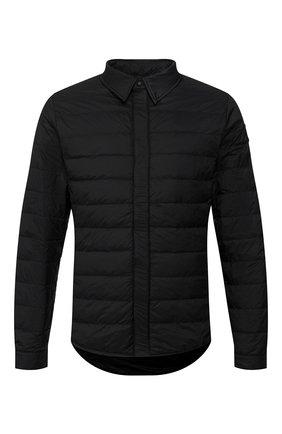 Мужская пуховая куртка jackson CANADA GOOSE черного цвета, арт. 2218MB | Фото 1