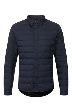 Мужская пуховая куртка jackson CANADA GOOSE темно-синего цвета, арт. 2218MB | Фото 1