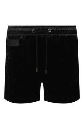 Мужские шорты LIMITATO черного цвета, арт. ACE/SH0RT   Фото 1