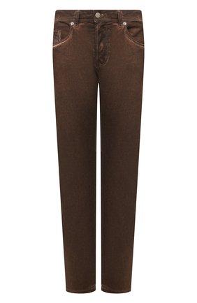 Мужские джинсы diesel red tag x a-cold-wall* DIESEL RED TAG коричневого цвета, арт. ACW-PT06 | Фото 1