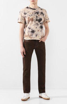 Мужские джинсы diesel red tag x a-cold-wall* DIESEL RED TAG коричневого цвета, арт. ACW-PT06 | Фото 2