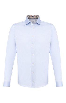 Мужская хлопковая сорочка ETON голубого цвета, арт. 1000 00979 | Фото 1