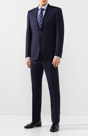 Мужская хлопковая сорочка ETON голубого цвета, арт. 1000 00979 | Фото 2
