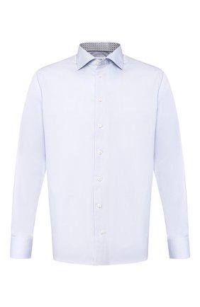 Мужская хлопковая сорочка ETON голубого цвета, арт. 1000 01092 | Фото 1
