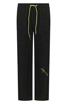 Мужской брюки ICEBERG черного цвета, арт. 20E I1P0/B080/5523   Фото 1