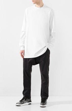 Мужской брюки DRKSHDW черного цвета, арт. DU20S5374 ND   Фото 2