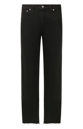 Мужские джинсы MAISON MARGIELA черного цвета, арт. S50LA0152/S30642 | Фото 1