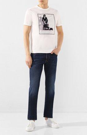 Мужские джинсы VILEBREQUIN темно-синего цвета, арт. VBMP0001-00583-W1 | Фото 2
