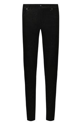 Мужские джинсы CORNELIANI черного цвета, арт. 854JK2-0120163/00 | Фото 1