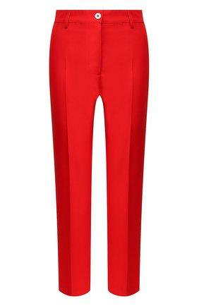 Женские брюки GOLDEN GOOSE DELUXE BRAND красного цвета, арт. G36WP0W4.A2 | Фото 1