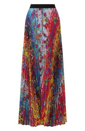 Женская юбка-макси GOLDEN GOOSE DELUXE BRAND разноцветного цвета, арт. G36WP016.A1 | Фото 1