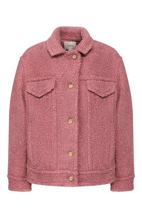 Женская куртка VINCE розового цвета, арт. V632891138 | Фото 1