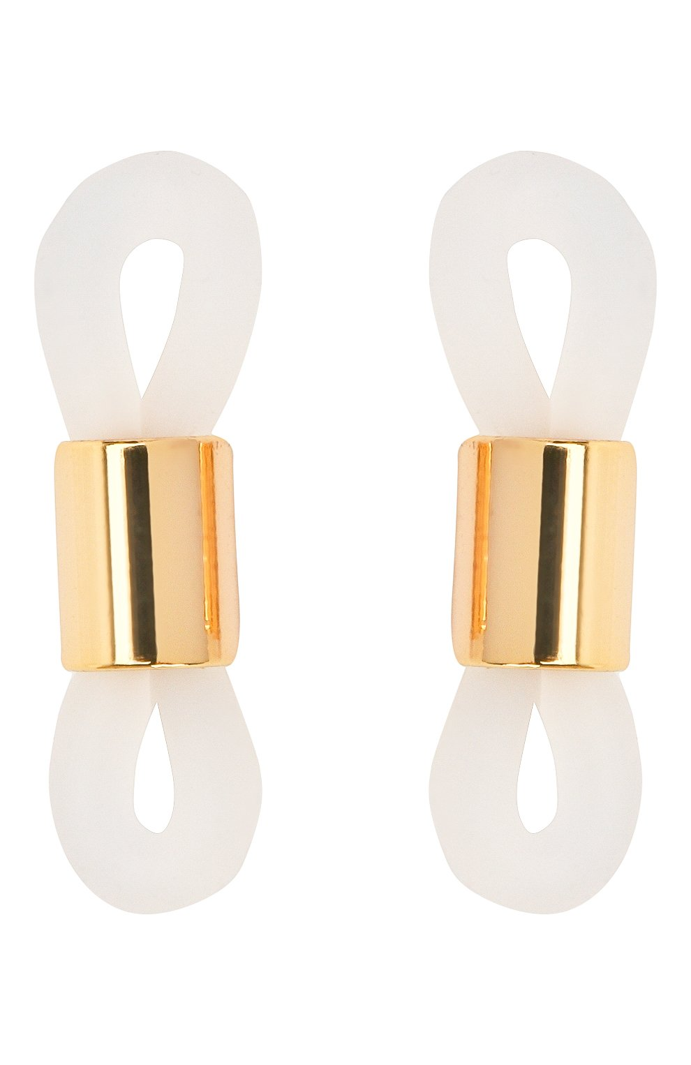Женские цепочка для очков FRAME CHAIN розового цвета, арт. SHINE BRIGHT R0SE   Фото 4 (Тип очков: Цепочка)