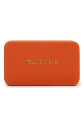 Женские цепочка для очков FRAME CHAIN розового цвета, арт. SHINE BRIGHT R0SE   Фото 5 (Тип очков: Цепочка)