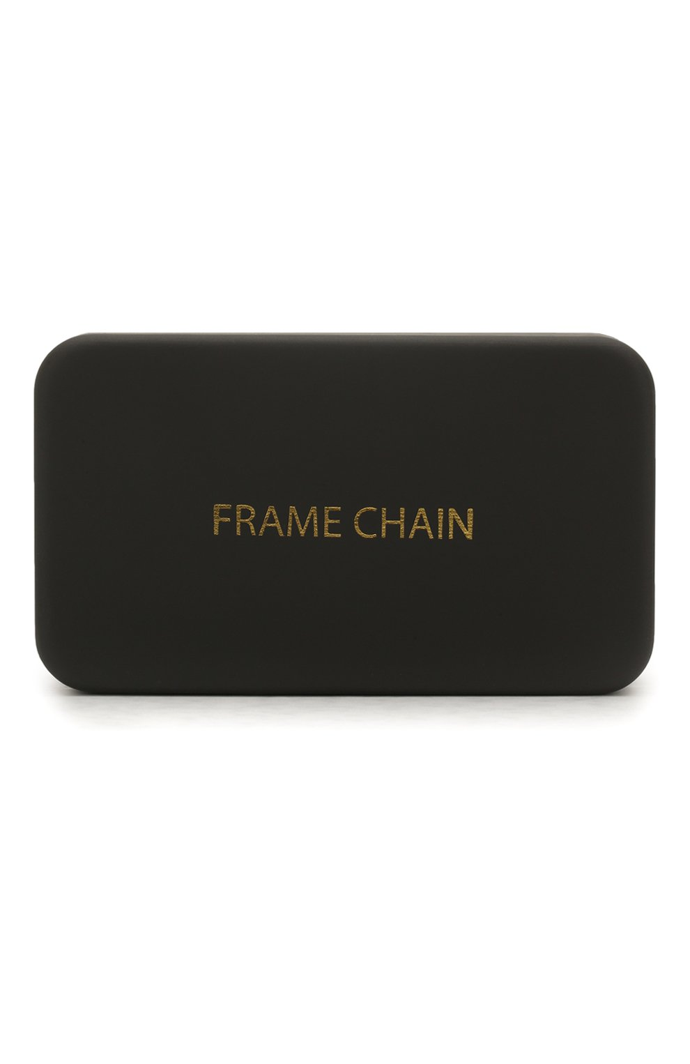 Женские цепочка для очков FRAME CHAIN серебряного цвета, арт. DR0P PEARL WHITE | Фото 5