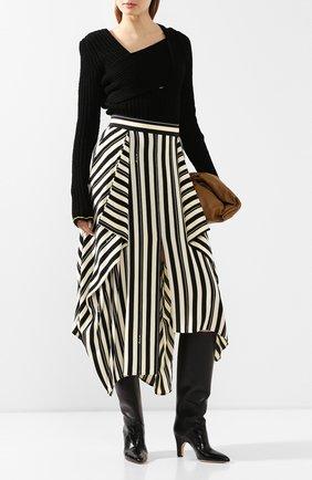 Женские кожаные сапоги rimbaud GABRIELA HEARST черного цвета, арт. 3208008 SCE001 | Фото 2