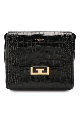 Женская сумка eden small GIVENCHY черного цвета, арт. BB50B1B0LK | Фото 1