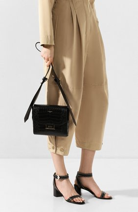 Женская сумка eden small GIVENCHY черного цвета, арт. BB50B1B0LK | Фото 2