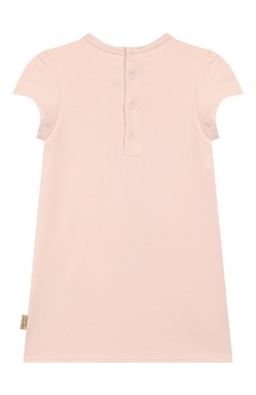 Женский хлопковое платье MARC JACOBS (THE) светло-розового цвета, арт. W02144 | Фото 2