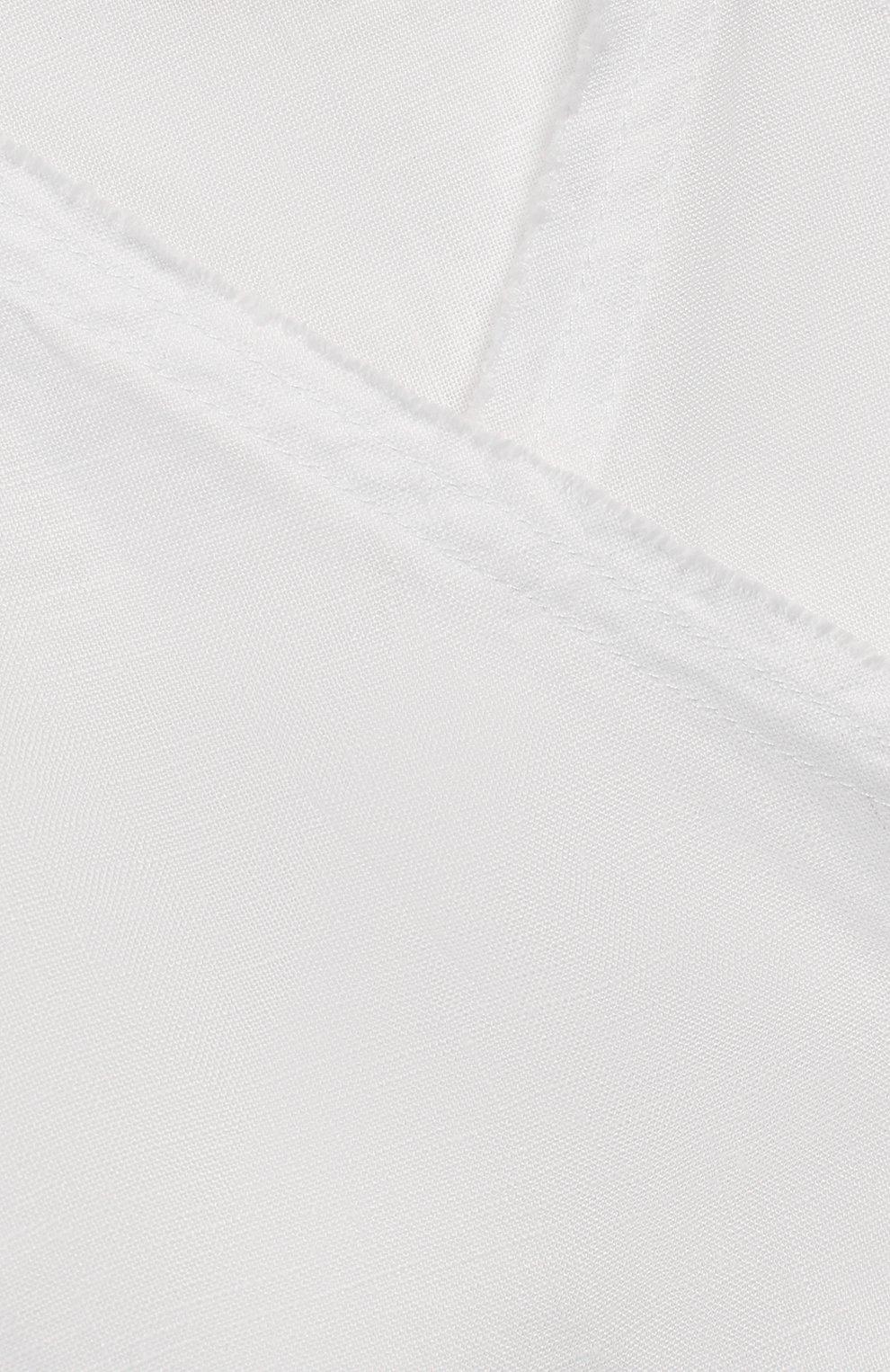 Детский комплект из топа и шорт IL GUFO голубого цвета, арт. P20DP325L0011/2A-4A | Фото 6