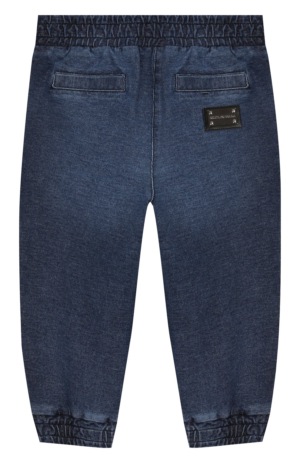 Детские джинсы DOLCE & GABBANA синего цвета, арт. L2JP6M/G7WAA | Фото 2