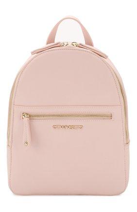 Детская рюкзак TWINSET розового цвета, арт. 201GJ792A | Фото 1