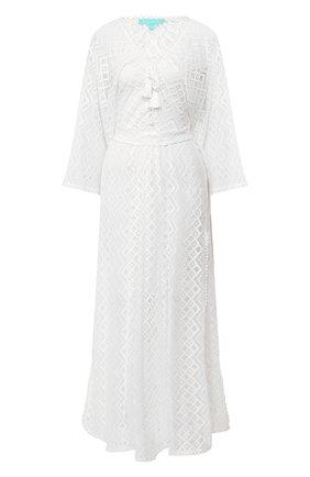 Женское туника MELISSA ODABASH белого цвета, арт. NINA   Фото 1