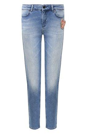 Женские джинсы ESCADA SPORT голубого цвета, арт. 5032814 | Фото 1