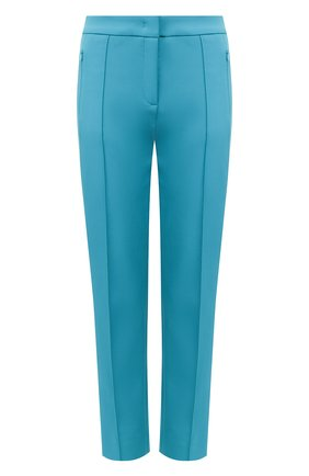 Женские брюки ESCADA бирюзового цвета, арт. 5032877 | Фото 1