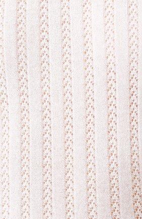 Женский пуловер из смеси кашемира и шелка GABRIELA HEARST белого цвета, арт. 320906 A003 | Фото 5