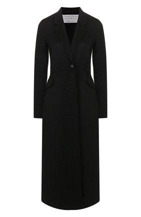 Женское кашемировое пальто GABRIELA HEARST черного цвета, арт. 320608A C003 | Фото 1