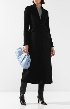 Женское кашемировое пальто GABRIELA HEARST черного цвета, арт. 320608A C003 | Фото 2