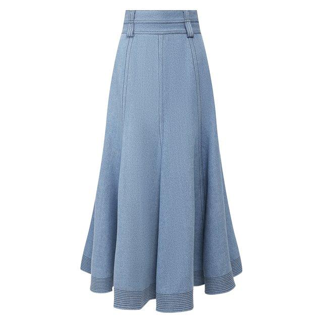 Джинсовая юбка Gabriela Hearst