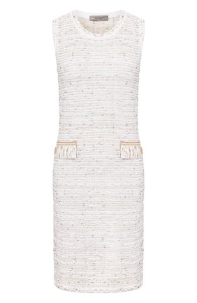 Женское платье D.EXTERIOR бежевого цвета, арт. 50544   Фото 1