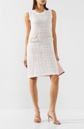 Женское платье D.EXTERIOR бежевого цвета, арт. 50544   Фото 2