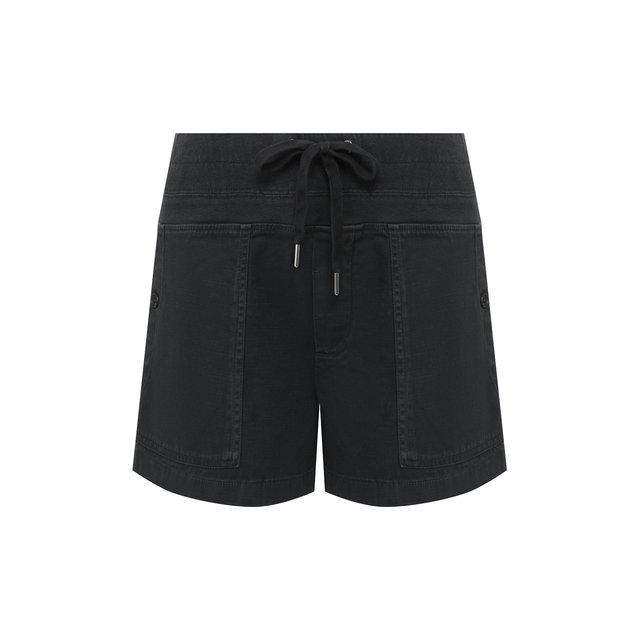 Хлопковые шорты James Perse