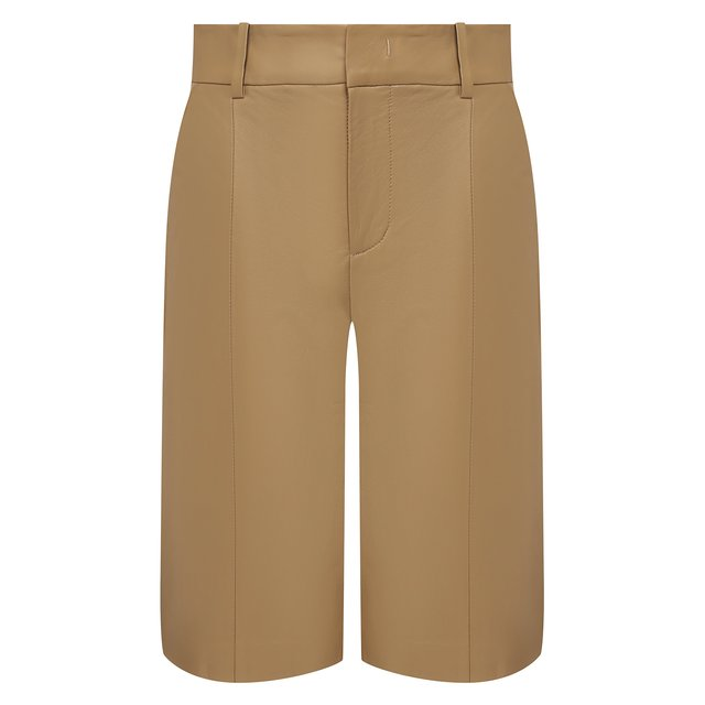 Кожаные шорты Vince
