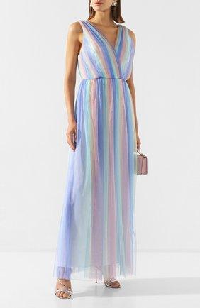 Женское платье-макси OLIVIA RUBIN разноцветного цвета, арт. 0R0297/ADELINA DRESS | Фото 2