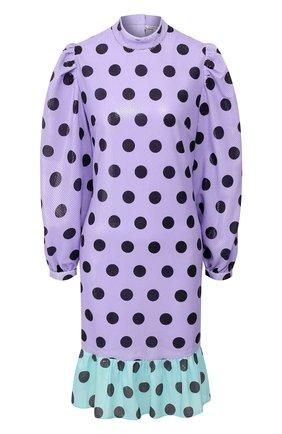 Женское платье с пайетками OLIVIA RUBIN сиреневого цвета, арт. 0R0301/ELSIE DRESS | Фото 1