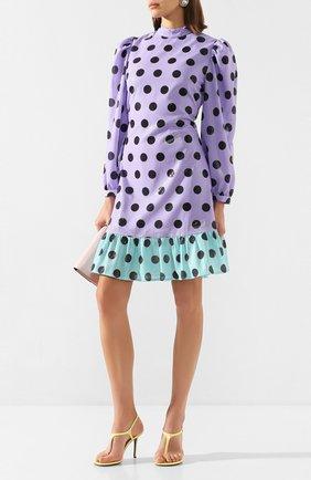Женское платье с пайетками OLIVIA RUBIN сиреневого цвета, арт. 0R0301/ELSIE DRESS | Фото 2