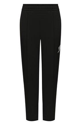 Женские брюки ALEXANDERWANG.T черного цвета, арт. 4CC1204019 | Фото 1