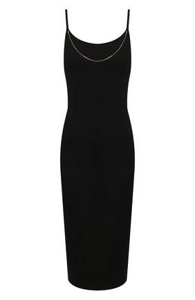 Женское платье ALEXANDERWANG.T черного цвета, арт. 4CC1206009 | Фото 1