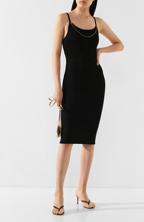 Женское платье ALEXANDERWANG.T черного цвета, арт. 4CC1206009 | Фото 2