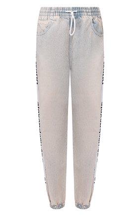 Женские джинсы DENIM X ALEXANDER WANG розового цвета, арт. 4DC1204569 | Фото 1