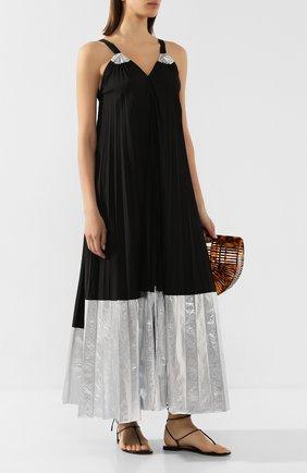 Женское платье NUDE черного цвета, арт. 1103706/DRESS | Фото 2
