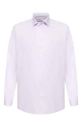 Мужская хлопковая сорочка ETON сиреневого цвета, арт. 3000 79011 | Фото 1